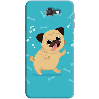 FABTODAY Back Cover for Samsung Galaxy On7 Prime - Design ID - 0500
