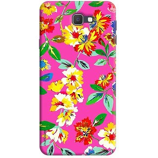FABTODAY Back Cover for Samsung Galaxy On7 Prime - Design ID - 0155