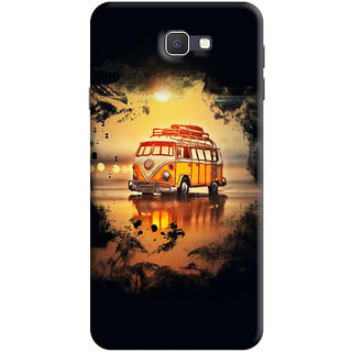 FABTODAY Back Cover for Samsung Galaxy On7 Prime - Design ID - 0501