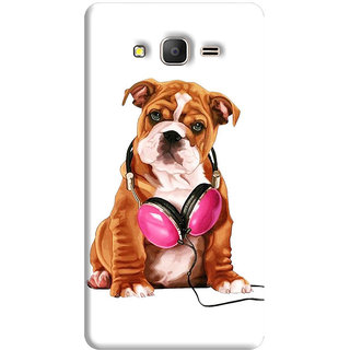FABTODAY Back Cover for Samsung Galaxy J2 Ace - Design ID - 0467