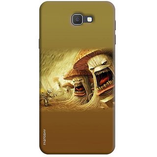FABTODAY Back Cover for Samsung Galaxy On Nxt - Design ID - 0137
