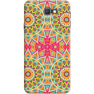 FABTODAY Back Cover for Samsung Galaxy On7 Prime - Design ID - 0526