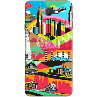FABTODAY Back Cover for Samsung Galaxy On Nxt - Design ID - 0507