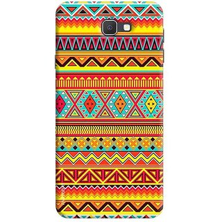 FABTODAY Back Cover for Samsung Galaxy On7 Prime - Design ID - 0183