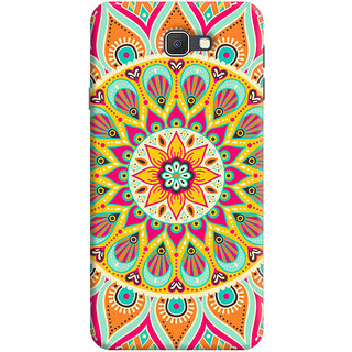 FABTODAY Back Cover for Samsung Galaxy On7 Prime - Design ID - 0527