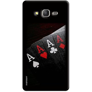 FABTODAY Back Cover for Samsung Galaxy J2 Ace - Design ID - 0031
