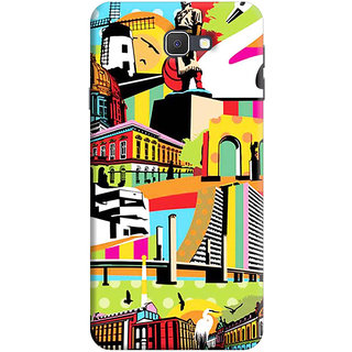 FABTODAY Back Cover for Samsung Galaxy On Nxt - Design ID - 0508