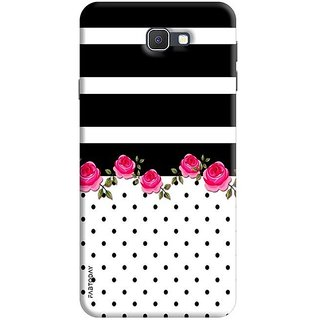 FABTODAY Back Cover for Samsung Galaxy On7 Prime - Design ID - 0185