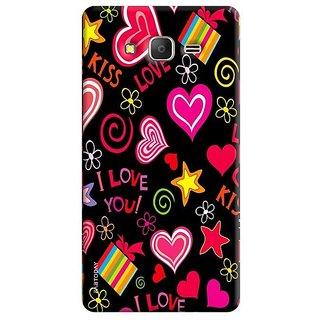 FABTODAY Back Cover for Samsung Galaxy J2 Ace - Design ID - 0033