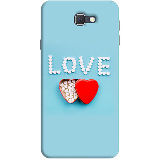 FABTODAY Back Cover for Samsung Galaxy On7 Prime - Design ID - 0539