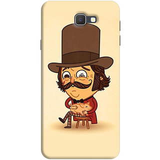 FABTODAY Back Cover for Samsung Galaxy On Nxt - Design ID - 0865