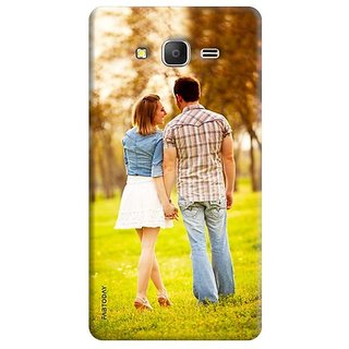 FABTODAY Back Cover for Samsung Galaxy J2 Ace - Design ID - 0044