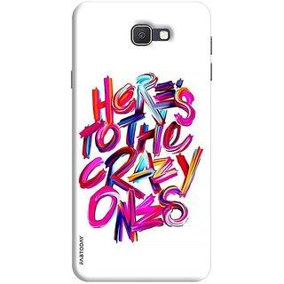 FABTODAY Back Cover for Samsung Galaxy On Nxt - Design ID - 0177
