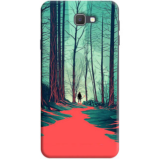 FABTODAY Back Cover for Samsung Galaxy On Nxt - Design ID - 0866