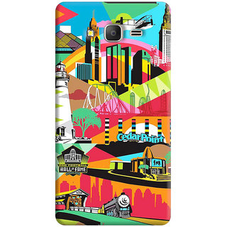 FABTODAY Back Cover for Samsung Galaxy J2 Ace - Design ID - 0507