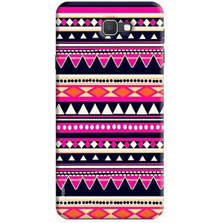 FABTODAY Back Cover for Samsung Galaxy On7 Prime - Design ID - 0198