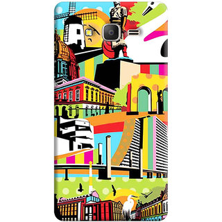 FABTODAY Back Cover for Samsung Galaxy J2 Ace - Design ID - 0508