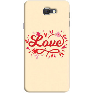 FABTODAY Back Cover for Samsung Galaxy On Nxt - Design ID - 0523