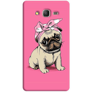 FABTODAY Back Cover for Samsung Galaxy J2 Ace - Design ID - 0842