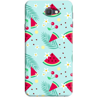 FABTODAY Back Cover for Samsung Galaxy On7 Prime - Design ID - 0897