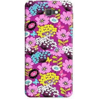 FABTODAY Back Cover for Samsung Galaxy On7 Prime - Design ID - 0201