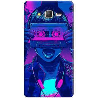 FABTODAY Back Cover for Samsung Galaxy J2 Ace - Design ID - 0511