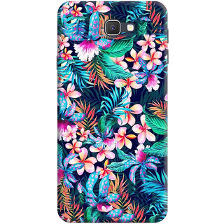 FABTODAY Back Cover for Samsung Galaxy On7 Prime - Design ID - 0899
