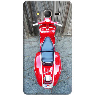 FABTODAY Back Cover for Samsung Galaxy J2 Ace - Design ID - 0513