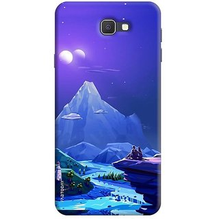 FABTODAY Back Cover for Samsung Galaxy On7 Prime - Design ID - 0204