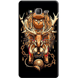 FABTODAY Back Cover for Samsung Galaxy J2 Ace - Design ID - 0514