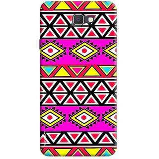 FABTODAY Back Cover for Samsung Galaxy On7 Prime - Design ID - 0207