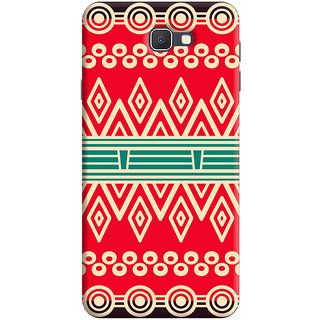 FABTODAY Back Cover for Samsung Galaxy On7 Prime - Design ID - 0552