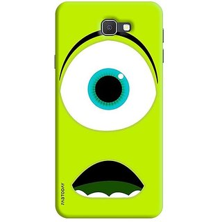 FABTODAY Back Cover for Samsung Galaxy On7 Prime - Design ID - 0209