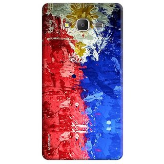 FABTODAY Back Cover for Samsung Galaxy J2 Ace - Design ID - 0058