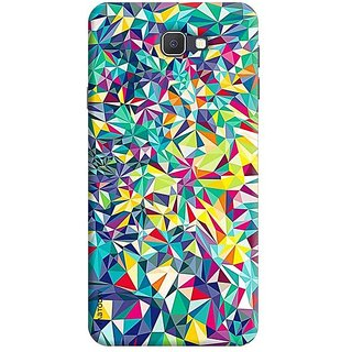 FABTODAY Back Cover for Samsung Galaxy On7 Prime - Design ID - 0210