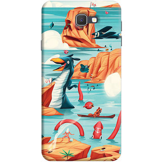 FABTODAY Back Cover for Samsung Galaxy On Nxt - Design ID - 0879