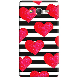FABTODAY Back Cover for Samsung Galaxy J2 Ace - Design ID - 0854