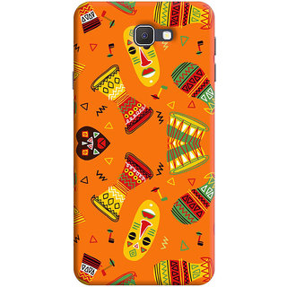 FABTODAY Back Cover for Samsung Galaxy On Nxt - Design ID - 0535