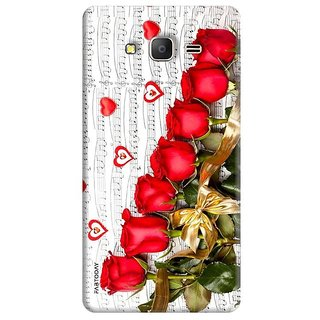 FABTODAY Back Cover for Samsung Galaxy J2 Ace - Design ID - 0062