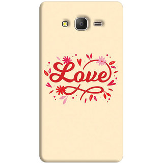 FABTODAY Back Cover for Samsung Galaxy J2 Ace - Design ID - 0523
