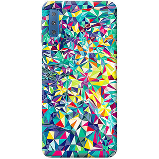 FABTODAY Back Cover for Samsung Galaxy A7 2018 - Design ID - 0012