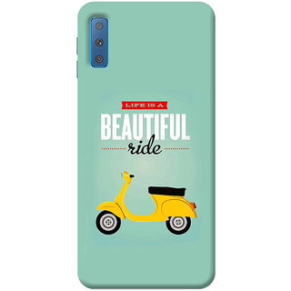 FABTODAY Back Cover for Samsung Galaxy A7 2018 - Design ID - 0013