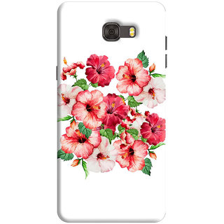 FABTODAY Back Cover for Samsung Galaxy C7 Pro - Design ID - 0481