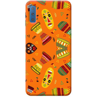 FABTODAY Back Cover for Samsung Galaxy A7 2018 - Design ID - 0535