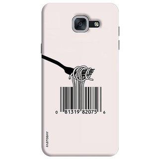 FABTODAY Back Cover for Samsung Galaxy J7 Max - Design ID - 0220