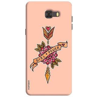 FABTODAY Back Cover for Samsung Galaxy C7 - Design ID - 0160