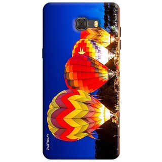 FABTODAY Back Cover for Samsung Galaxy C7 Pro - Design ID - 0100