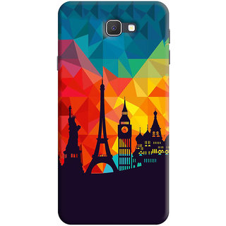 FABTODAY Back Cover for Samsung Galaxy On7 Prime - Design ID - 0823