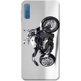 FABTODAY Back Cover for Samsung Galaxy A7 2018 - Design ID - 0888