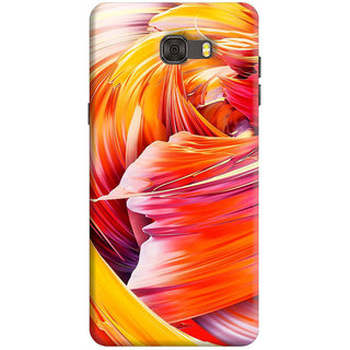 FABTODAY Back Cover for Samsung Galaxy C7 Pro - Design ID - 0825